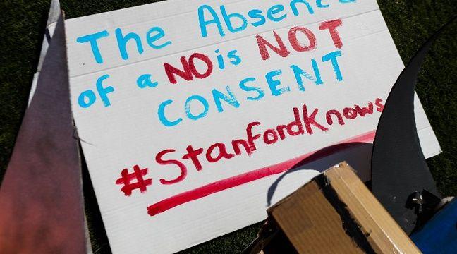 (Photo d'illustration) Les cas de plus en plus nombreux de violences sexuelles sur les campus américains font débat outre-Atlantique. – GABRIELLE LURIE / AFP