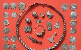 Un enfant de 13 ans et un archéologue amateur ont découvert sur l'île allemande de Rügen un trésor