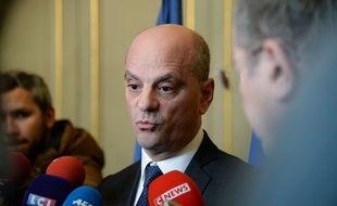 Jean-Michel Blanquer est ministre de l'Education nationale depuis mai 2017.