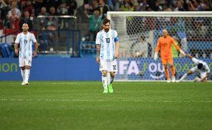 Messi et les siens n'ont pas demandé le départ du sélectionneur Jorge Sampaoli