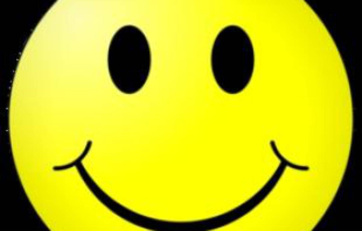 Le smiley, égérie de la bonne humeur – DR