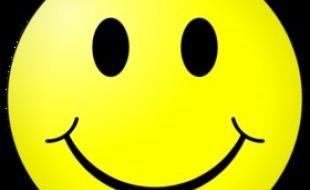 Le smiley, égérie de la bonne humeur