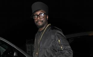 Le chanteur Will.i.am