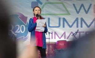 À 16 ans, la suédoise Greta Thunberg est devenue l'une des figures du mouvement écologiste dans le monde.