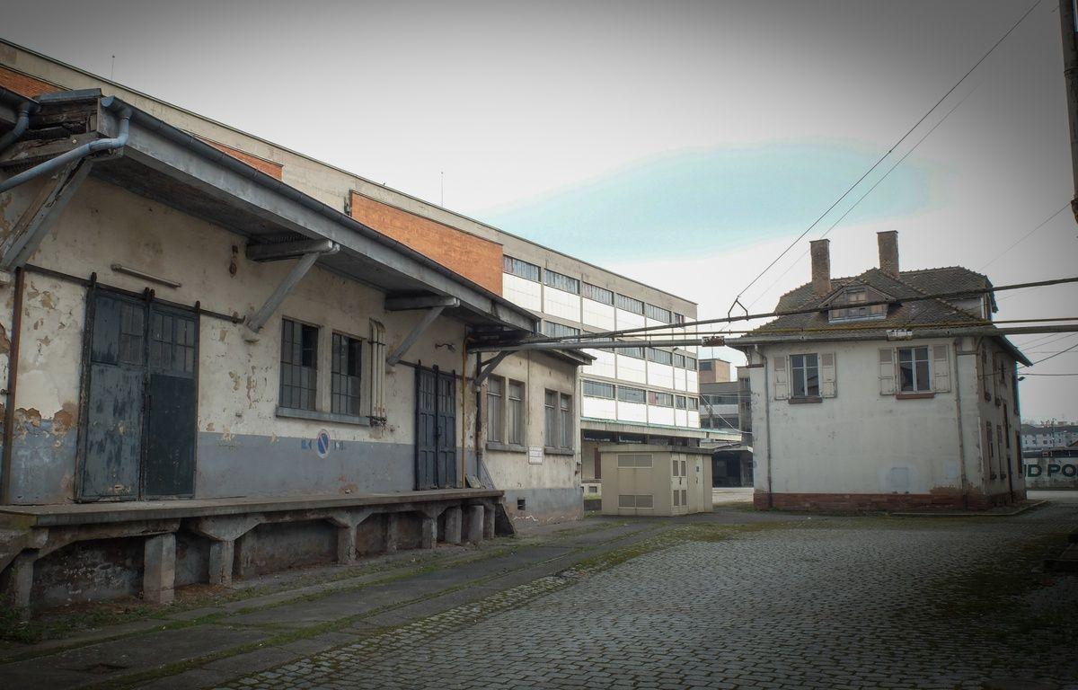 10032015-STR-Sur le site de la Coop au Port du Rhin – G. Varela / 20 Minutes