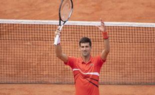 Novak Djokovic a de l'amour à donner à son prochain, même si celui-ci s'appelle Nick Kyrgios