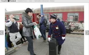 Capture d'écran du site Pravda, le 9 décembre 2014.