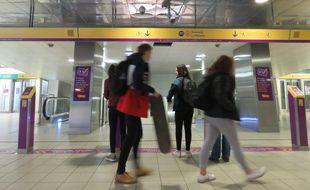 A partir du 1er décembre, l'accès au métro rennais ne sera plus libre avec des portillons qui seront mis en service.