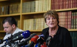 La procureure de la République de Besançon, Edwige Roux-Morizot.