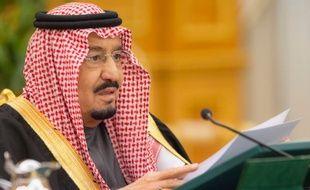 Le roi saoudien Salman ben Abdulaziz Al-Saud, le 22 décembre 2016.