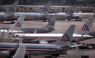 Le vol 1462 de la compagnie américaine United Airlines, reliant New York à Denver, a dû faire étape à Chicago, le temps de faire sortir les deux passagers à l'origine de la bagarre.