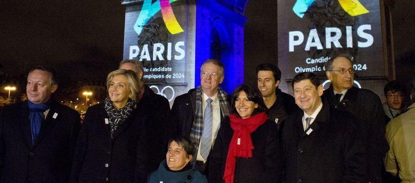 La Ville de Paris va s'engager à hauteur de 145 millions d'euros pour la candidature aux JO de 2024.