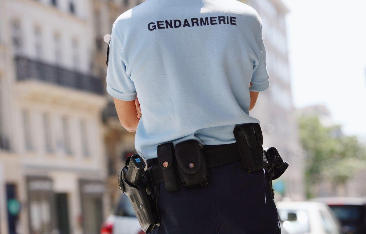 Un gendarme (Illustration). – LOIC VENANCE / AFP