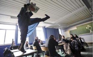 Les Brigades de lecture interviennent d'abord à l'improviste dans les classes, avant d'entamer un travail pédagogique sur l'année.