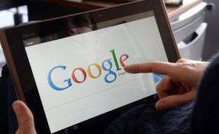 Le logo de l'américain Google