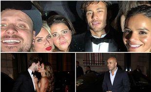 L'anniversaire de Neymar