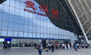 Wuhan, épicentre du début de l'épidémie