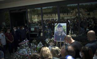 Le brigadier Eric Masson est décédé mercredi à Avignon en intervention