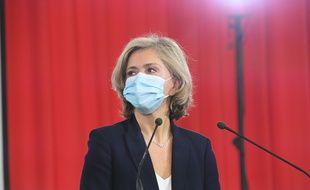 Valérie Pécresse plaide pour drones et polices municipales armées (Archives)