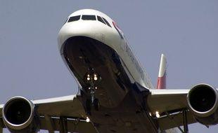 Un Boeing 777 en Italie (image d'illustration).