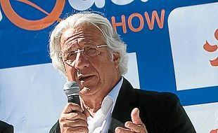 Paul Leccia, le président du CNM.