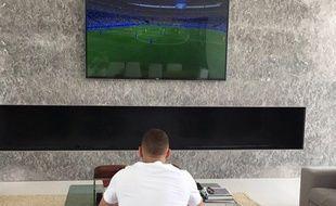le compte Instagram de Karim Benzema, le 10 juin 2016.