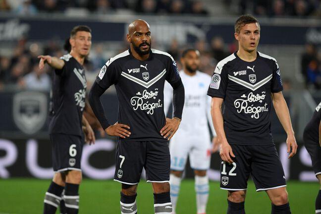 Briand et De Préville ont perdu leur statut de cadre aux Girondins.
