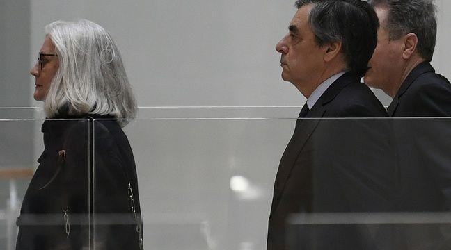 « La stratégie de victimisation des Fillon se poursuit », tacle le parquet