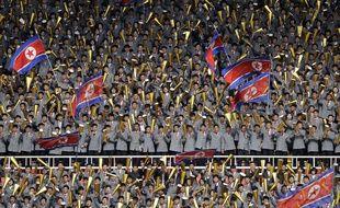 Virage Nord à Pyongyang.