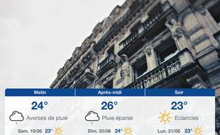Météo Montpellier: Prévisions du vendredi 18 juin 2021