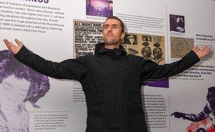 Le chanteur Liam Gallagher, toujours à Londres pour l'instant