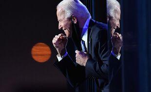 Joe Biden, le 7 novembre 2020.