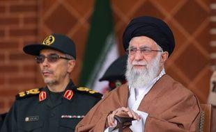 Ali Khamenei, le guide suprême iranien.