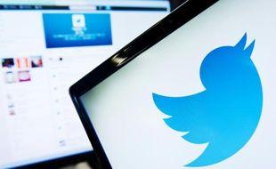 Le symbole de Twitter (illustration).