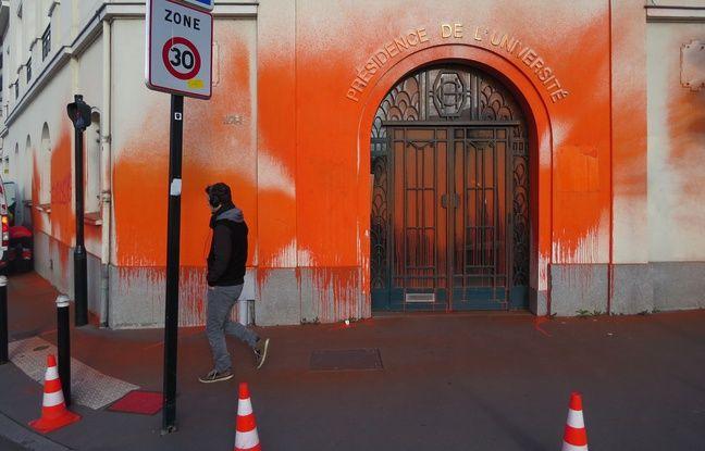 La présidence de l'université de Nantes a été dégradée dans la nuit de mercredi à jeudi