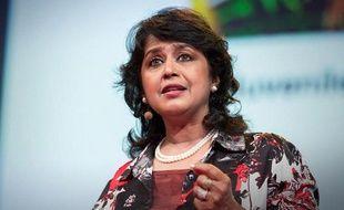 Ameenah-Garib Fakim a été élue le 1er juin 2015 comme présidente de la République de Maurice, devenant ainsi la première femme à accéder à cette fonction