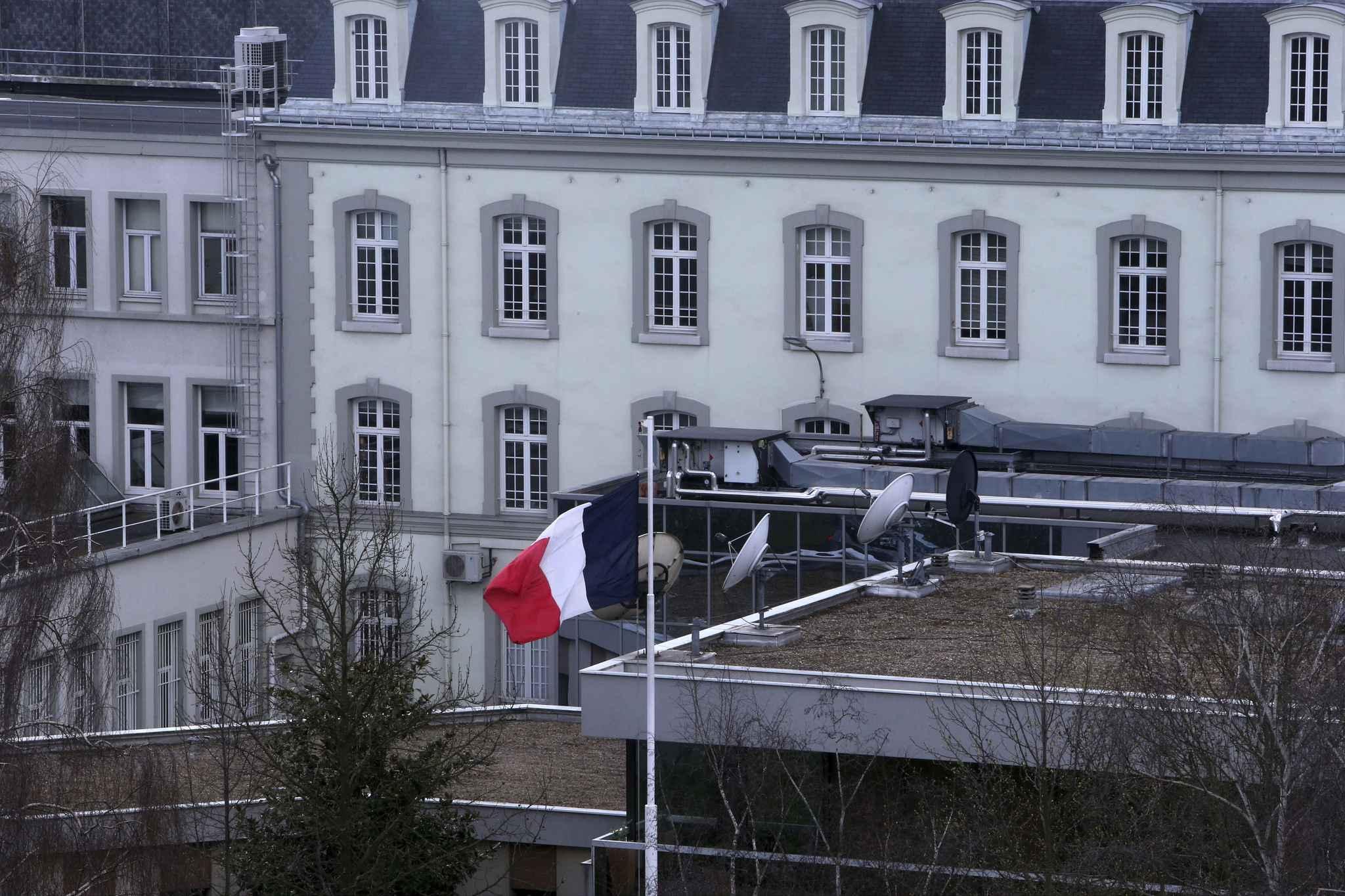 Syrie une d l gation d 39 espions fran ais s 39 est rendue damas for Direction generale de la securite exterieur