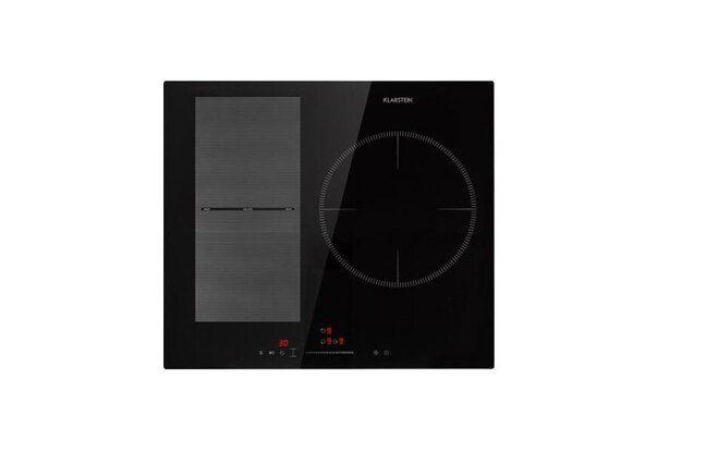 Table à induction Klarstein Delicatessa 3 Flex