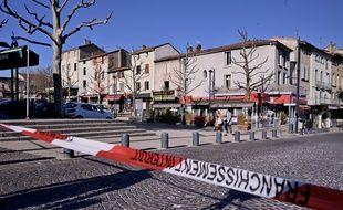 La garde à vue de l'assaillant de Romans-sur-Isère a été prolongée.