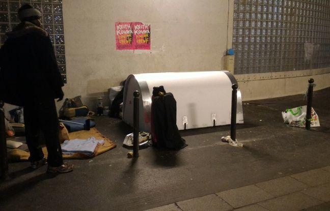 Une vingtaine de prototypes ont été installés dans les rues de Bordeaux et Paris, les 21 et 24 février.