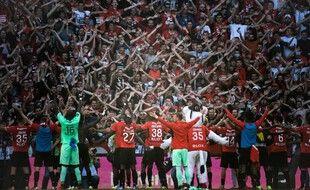 Le Stade Rennais avait remporté le derby face au FC Nantes le 22 août. Une poignée de ses supporters avait commis des violences sur un stadier et un policier en marge de la rencontre.