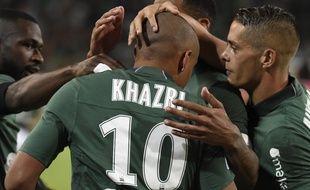 Khazri, double-buteur