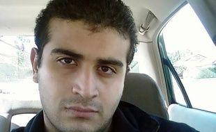 Photo non datée d'Omar Mateen, auteur de l'attaque terroriste contre une boîte de nuit gay à Orlando, le 12 juin 2016.
