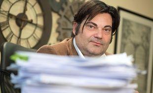 Maître Randall Schwerdorffer, l'avocat de Jonathann Daval.