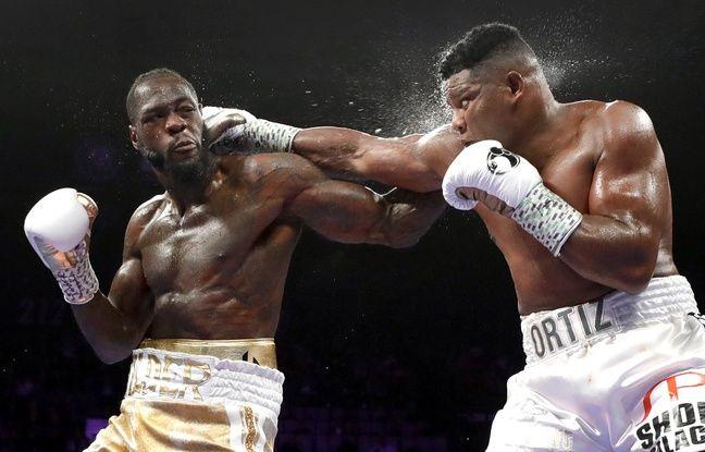 WBC: Un K.O. de plus et Deontay Wilder conserve sa ceinture des poids lourds face à Ortiz