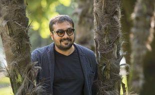 Le réalisateur indien Anurag Kashyap à Locarno en 2015