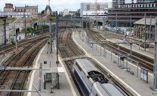 En 2020, la gare de Rennes pourra accueillir jusqu'à 128.000 voyageurs par jour.