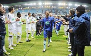 Tranquillement, le FCN s'est qualifié pour les 32es de finale de la Coupe de France.