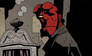 «Hellboy en enfer» (extrait)