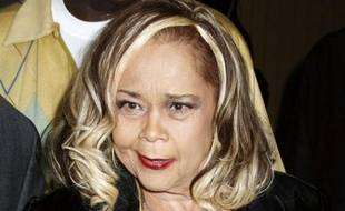 La chanteuse de blues Etta James en 2008.